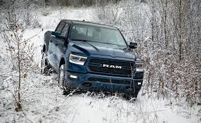 100 Trucks In Snow The 2019 Ram 1500 North Edition A SpecialEdition Pickup For The