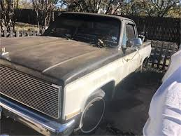 1984 Chevrolet Pickup For Sale | ClassicCars.com | CC-1171958 1984 Chevrolet Silverado Pickup W39 Indy 2017 Classic 1500 Regular Cab View All K10 Scottsdale Stepside 4x4 For Sale On Bat Auctions K20 4wheel Sclassic Car Truck And Suv Sales C10 Louisville Showroom Stock 1495 Youtube C70 Tpi Hot Rod Network Chevy Parts Trucks Gmc Custom Deluxe Pickup Truck Item Da1148 Ck 10 Overview Cargurus