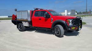 2017 Ford F550 Supercab XL Brush Truck | Used Truck Details