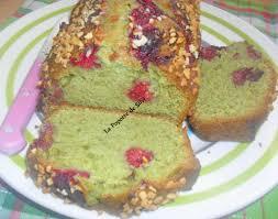cake a la pate de pistache cake pistache framboise de djouza la popotte de silvi