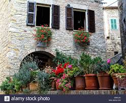 Home Various Flowers In Pots. Design Italian Courtyards Stock ... Painted Flower Pots For The Home Pinterest Paint Flowers Beautiful House With Nice Outdoor Decor Of Haing Creative Flower Patio Ideas Tall Planter Pots Diy Pot Arrangement 65 Fascating On Flowers A Contemporary Plant Modern 29 Pretty Front Door That Will Add Personality To Your Garden Design Interior Kitchen And Planters Pictures Decorative Theamphlettscom Brokohan Page Landscape Plans Yard Office Sleek