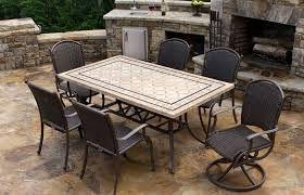 Modern Patio And Furniture Medium Size Lowes Tables Tile Top Table Awesome Outdoor Tiles Slate