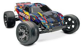 Rustler VXL Stadium Truck, RTR - TRA37076-4 - Team Serious Racing ...