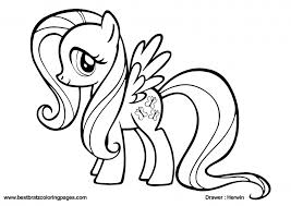Fresh Inspiration My Little Pony Coloring Games Game AZ Pages