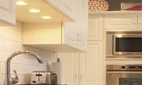 overhead kitchen lighting cabinet light fixture above