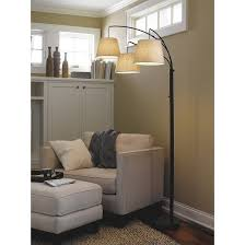 Floor Pole Lamps Target by 3 Arm Arc Floor Lamp Includes Cfl Bulb Threshold Target