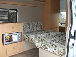 DIY Self Build Campervan Conversion For The Ford Transit Diy Insurance How To Register Your Motor Home With