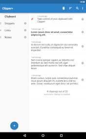 Clipper Clipboard Manager screenshot thumbnail