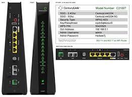 centurylink prism tv technicolor c2100t 802 11ac modem router