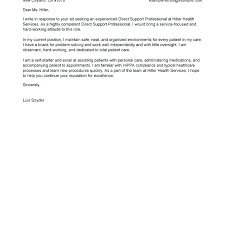 Sample Cover Letter Hospitality Example Samples Free For Hospital Job With No Experience