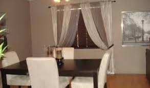 rideaux salle a manger salle à manger rideaux