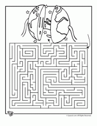 Earth Day Coloring Pages Mazes Crossword