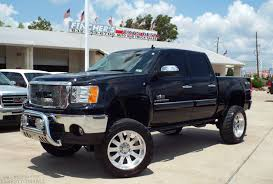 100 Houston Trucks For Sale 2009 GMC Sierra 1500 Crew Cab SLE 4x4 Truck For Sale Only At