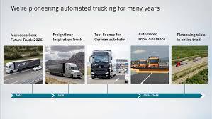 100 Triad Trucking Sven Ennerst Daimler Trucks Technology Update