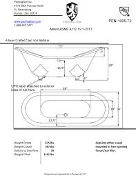 Bathtub Drain Assembly Diagram by The Croxden73 U0027 73