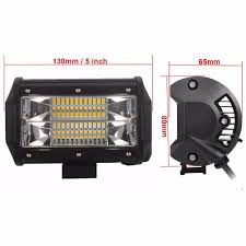2x 5inch Flood LED Light Bar Offroad Boat Work Driving Fog Lamp ... 50 Curved Led Light Bar Combo 4 For 02016 Dodge Ram 1500 2500 92 5 Function Trucksuv Tailgate Brake Signal Reverse Harga Lampu Sorot Tembak Mobil Led 180 W Offroad Work 20in Straight Hidden Bumper Mounting Brackets For 03 2015 2017 F150 Paladin 180w Cree Xte Toyota Truck With Auxbeam Light Bar More Info Please Chek Out Inch 250w Spotflood 21400 Lumens Detail Feedback Questions About 7 120w Waterproof Trucks Common Installation Issues Rigid Industries Srseries Offroad Bars 60 Recon White Lightning 26416