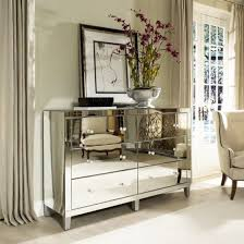 Dazzling Mirrored Bedroom Furniture Dresser Home Design Mirrored