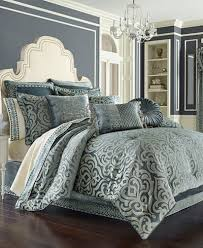 J Queen New York Sicily Teal Bedding Collection Bedding