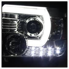 2016 gmc 1500 2500 3500 hd led projector