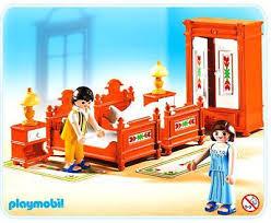 Playmobil 5319 La Maison Traditionnelle Parents Chambre Parents Chambre Traditionnelle 5319 A Playmobil