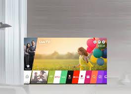 webOS 3 5 Smart TV