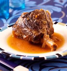 cuisiner souris d agneau au four souris d agneau confites au miel et au thym les meilleures