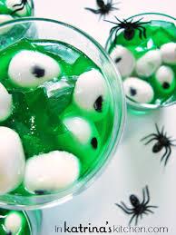 Halloween Eyeball Jello Molds by Creepy Peepers Halloween Jell O Recipe In Katrina U0027s Kitchen