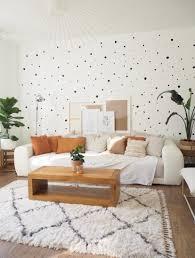 wandgestaltung wanddekoration wohnzimmer altbau