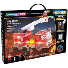 Laser Pegs Building Blocks Playset, Heroes Collection: Fire Truck ... Fisher Imaginext Rescue Heroes Fire Truck Ebay Little Heroes Refighters To The Rescue Bad Baby With Fire Truck 2 Paw Patrol Ultimate Rescue Heroes Firemen On Mission With Emergency Vehicles Like Fire Amazoncom Fdny Voice Tech Firetruck Toys Games Planes Dad Becomes A Hero Fisherprice Hero World Rhfd 326 Categoryvehicles Wiki Fandom Powered By Wikia Mini Action Series Brands Products New Listings For Transformers Bots Figures And Playsets