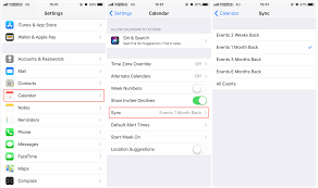 How to Fix iPhone X 8 7 6 Calendar Problems iOS 10 11