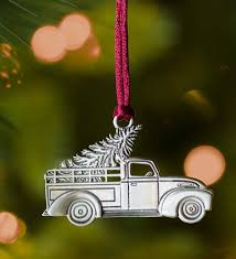 Solid Pewter Christmas Tree Ornament - Truck   Christmas Trees ... Old World Christmas Glass Ornament Fire Truck Ornaments Personalized Occupations Hallmark Ornament Little People Lil Movers Fire Truck 2011 2015 Mater To The Rescue Keepsake Hooked On Red Die Cast Engine Cars Shopdisney Cheap Find Deals Police Fireman Medic My Brigade 1932 Buick With Light 4 14 Driver Cartoon Gifts Cowboy Chuck Christopher Radko Ruff N Ready 002480 Sbkgiftscom Sbkgiftscom Metal 84069 By Rolson Ebay