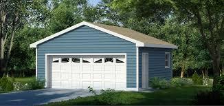 1 Car Garage Kits