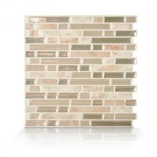 bellagio sabbia peel and stick tile backsplash shop