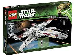 Lego X Wing Stand by Red Five X Wing Starfighter 10240 Star Wars Lego Shop