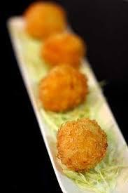 Japanese Pumpkin Croquette Recipe by Kabocha Korokke Japanese Pumpkin Croquette Japanese Food And