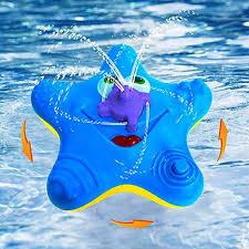 kleinkinder badewannenspielzeug baby seestern badespray
