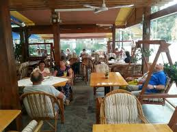Olive Garden Fish Restaurant Picture of Point Cafe Agios