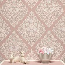 Lace Stencils Wall