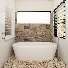 replace bathroom wall tile with beadboard accent in small