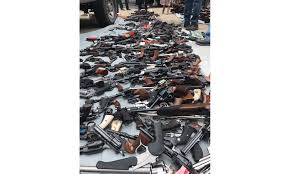 100 Holmby See The 1000 Guns Found In Hills Daily News