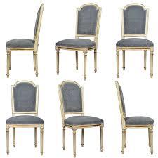 louis xvi chair antique louis xvi set of six dining chairs dining chairs dining