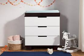 babyletto modo 3 drawer changer dresser espresso white toys r us