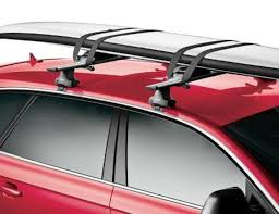 Racks and Carriers by Thule Paddleboard Carrier Roof Mounted