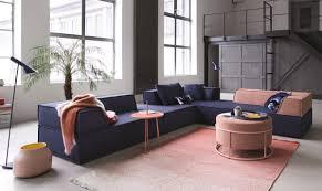 sofa trio cor tendenza möbel möbelhaus designmöbel