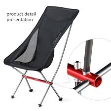 Amazon.com : HYSWY Ultralight Camping Chair Compact ...