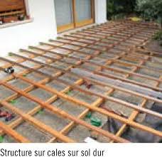 réaliser une terrasse en bois mba bois et construction durable