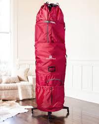 Slim Rolling Christmas Tree Storage Bag By Balsam Hill