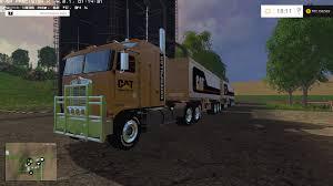 CAT TRUCK + TRAILER 350.000 LITERS | Farming Simulator 2017 Mods ... Farming Simulator 2015 Mods Kenworth Tow Truck Ford Semi And More Gmc Dump 2017 Mods 17 First Mod 40 Likes And 10 Subs Will Be Trucks F350 Brush Mod For 15 Fs Ls Peterbilt 388 Manic Flatbed 2016 Seirra 2500hd Simulator 2019 Ls Pickup 2013 Interesting Mr Pj Trailer Spotlight 63 Trucks Youtube