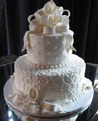 Awesome Design Wedding Cake Wedding Cake Cake Designs Wedding 40th