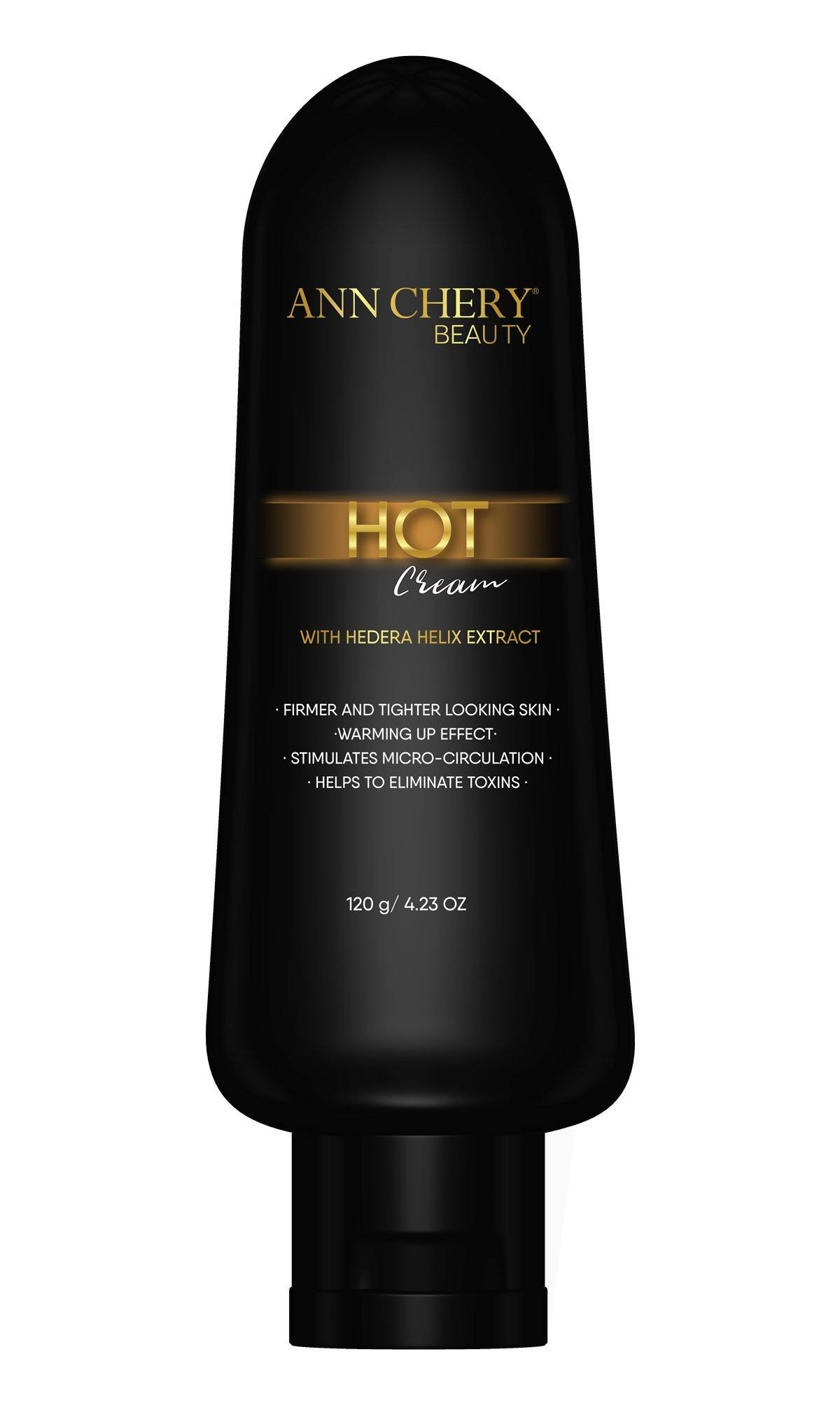 Ann Cherry Hot Bodycream - 120g